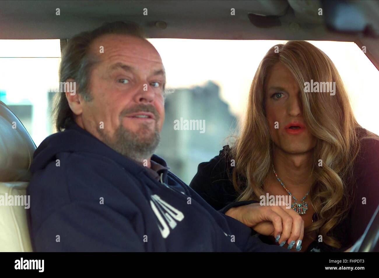 Jack Nicholson Woody Harrelson Anger Management 2003 Stock Photo Alamy