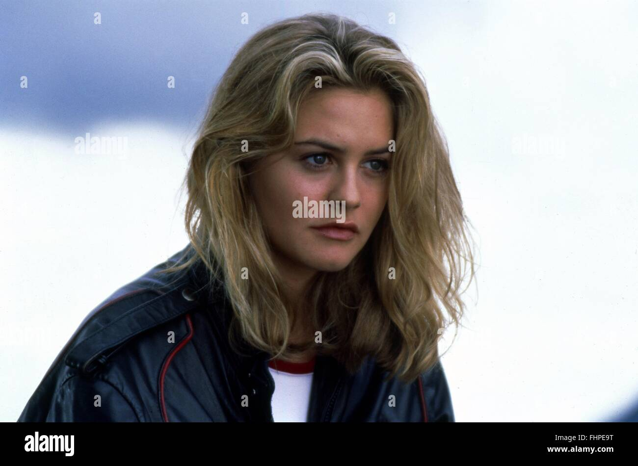 ALICIA SILVERSTONE EXCESS BAGGAGE (1997) - Stock Image