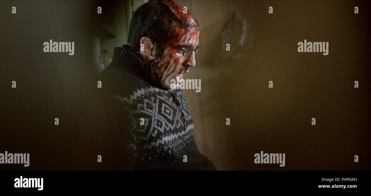GLEN MATTHEWS THE CORRIDOR (2010) - Stock Image