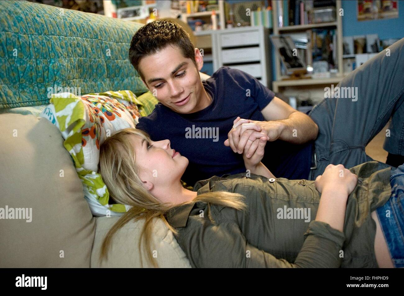 Dylan o Brien Britt Robertson dating 2014 psychopaten dating andere psychopaten