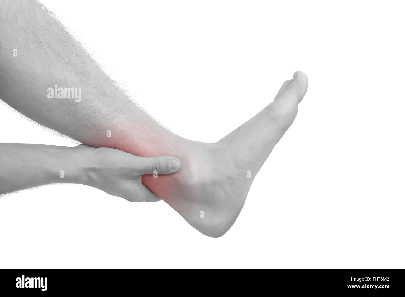 Muscle injuries. - Stock Image