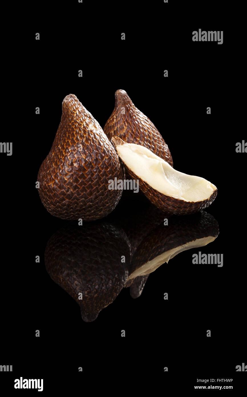 Salak fruit. - Stock Image