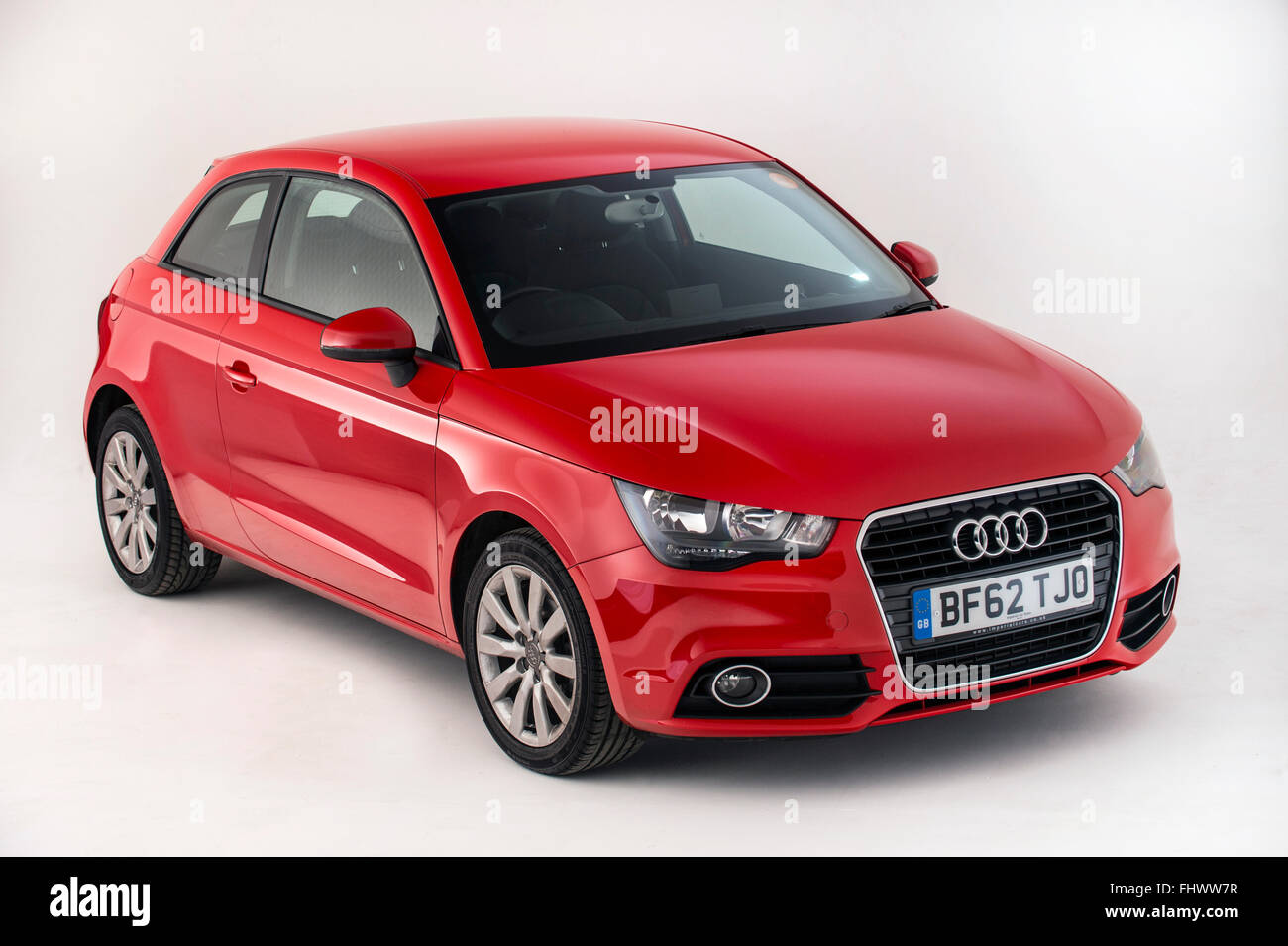 2012 Audi A1 - Stock Image