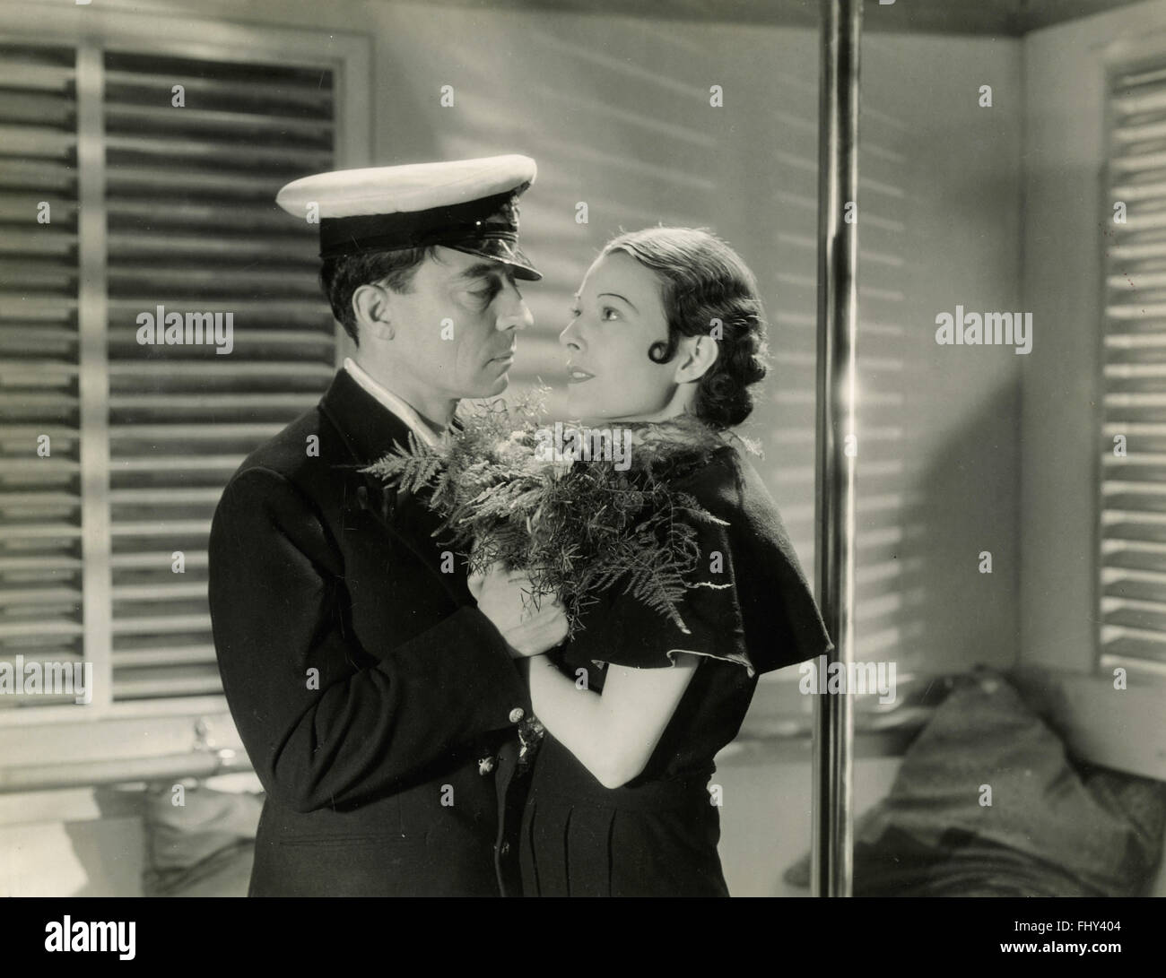 Scene from the movie Love Laughs at Andy Hardy, USA 1946 - Stock Image
