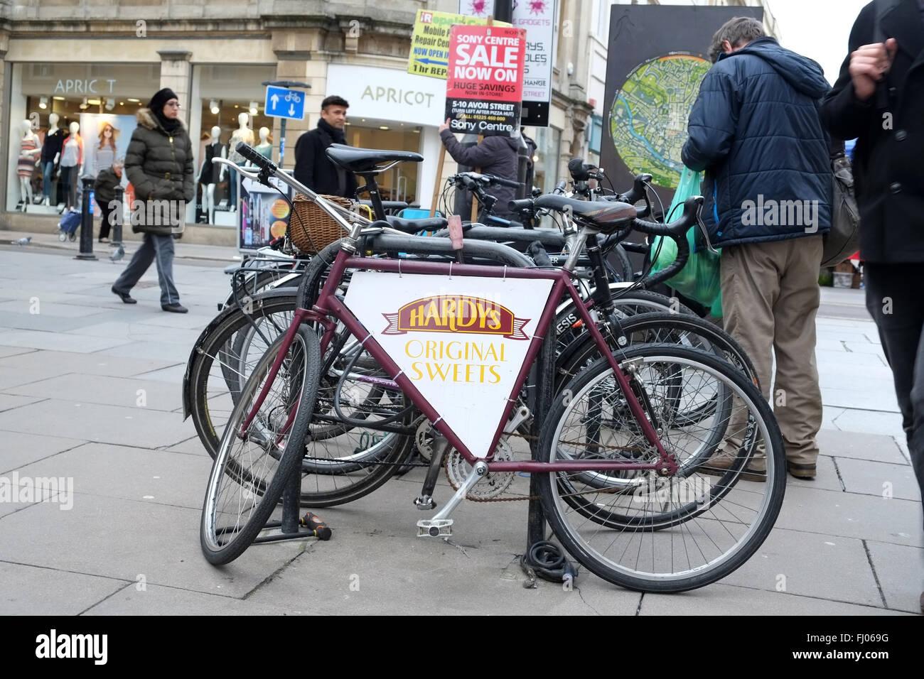 hardys bike shop