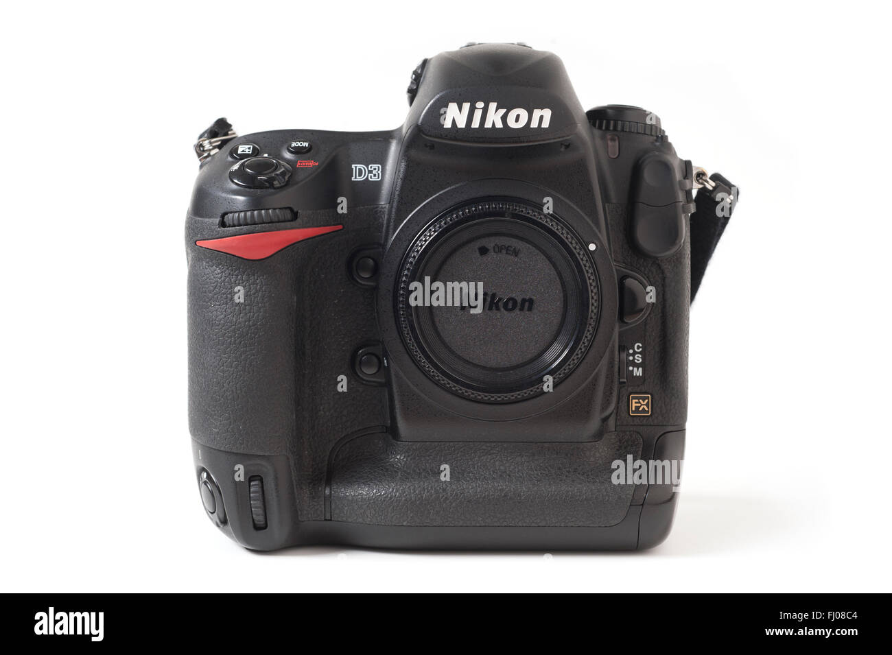 nikon d3 dslr camera body on white background nikon s flagship