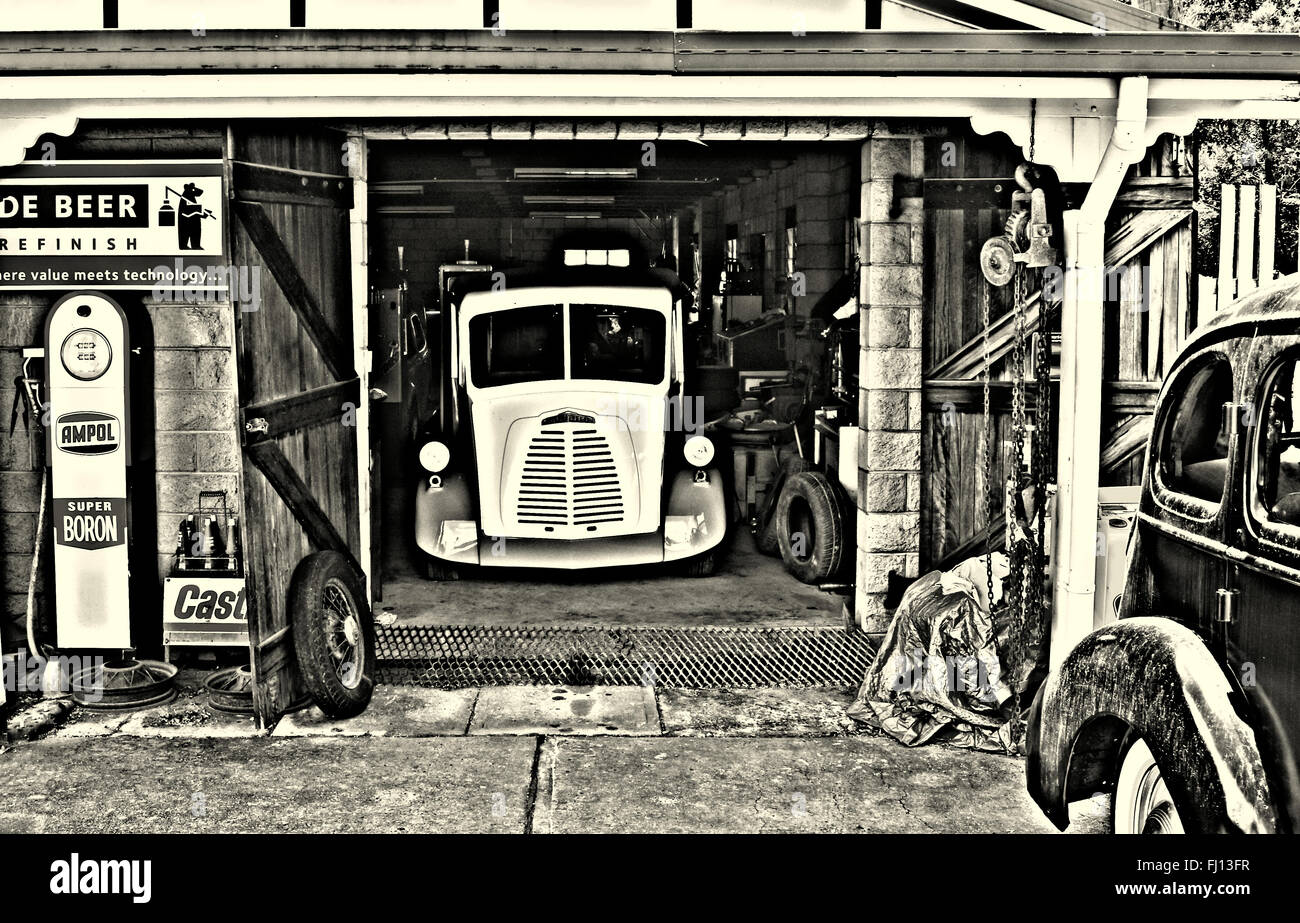 Australian Vintage Cars Stock Photos & Australian Vintage Cars Stock ...