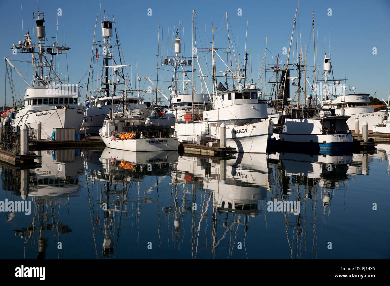Commercial Fishing Stock Photos & Commercial Fishing Stock