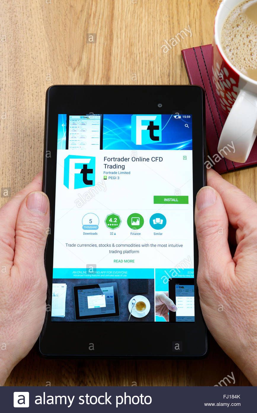 Trade in tablet forex pross