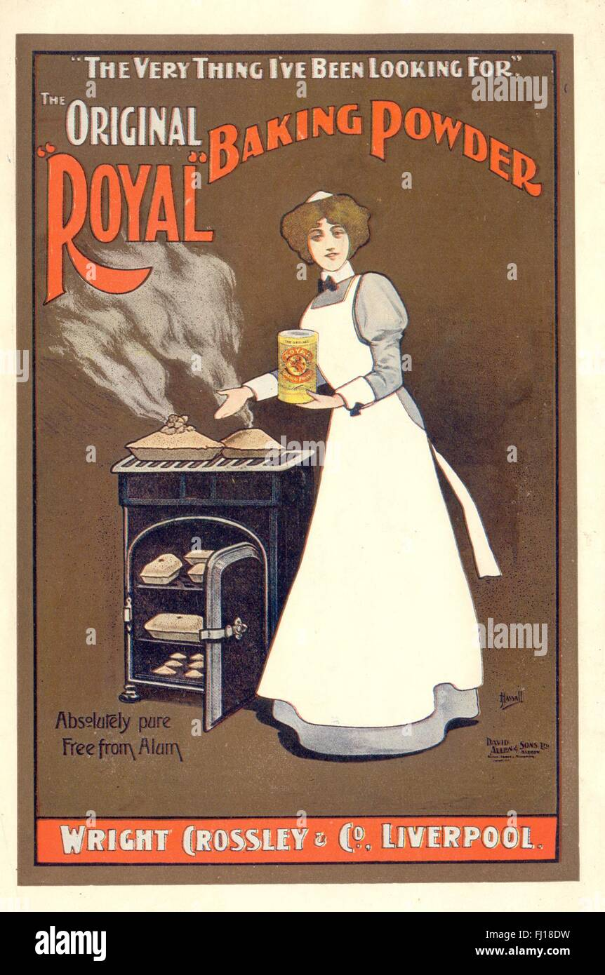 Collectibles 1914 Royal Baking Powder Advertisement