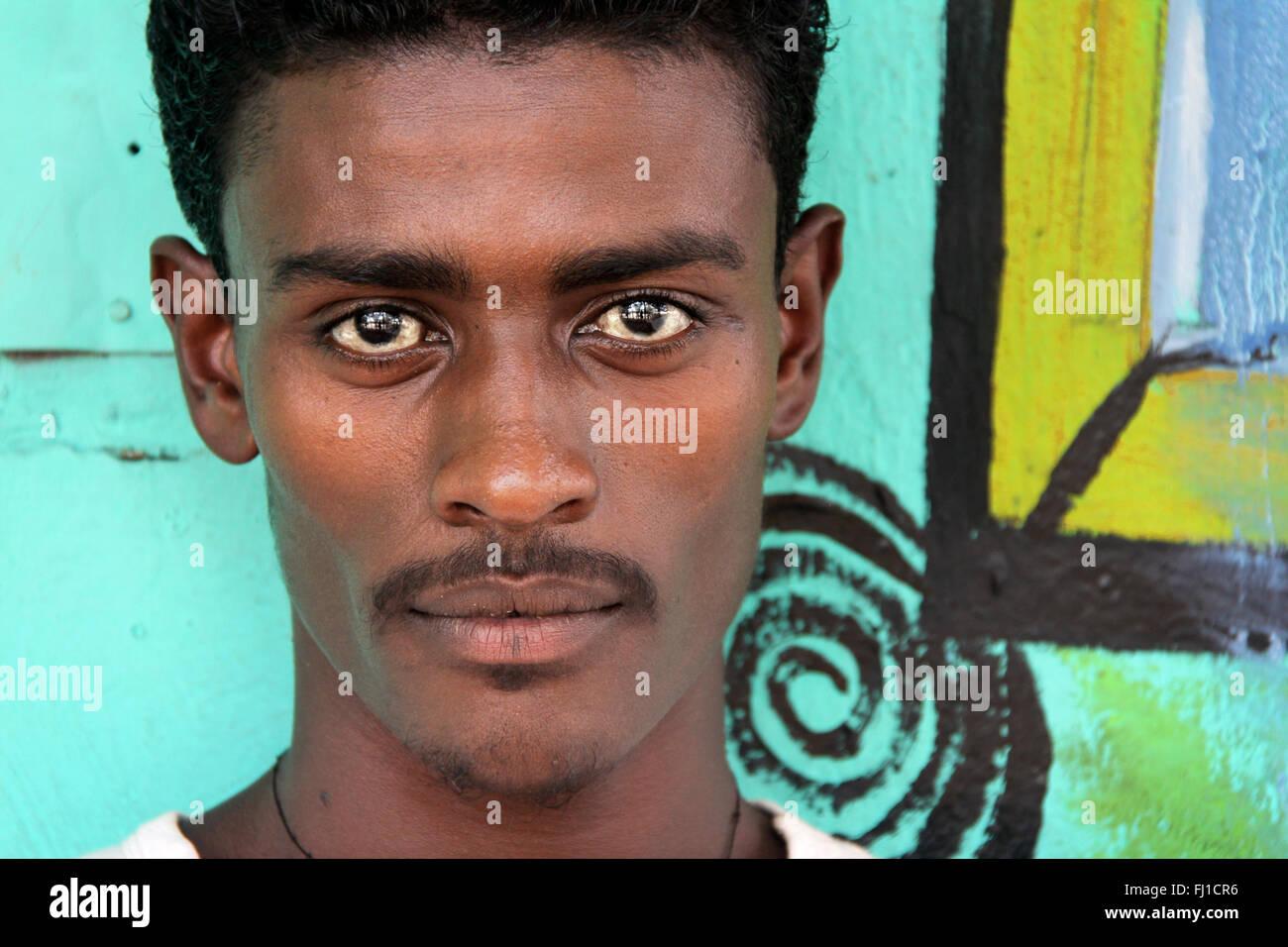 Pictures ethiopian male models Ethiopian Brides: