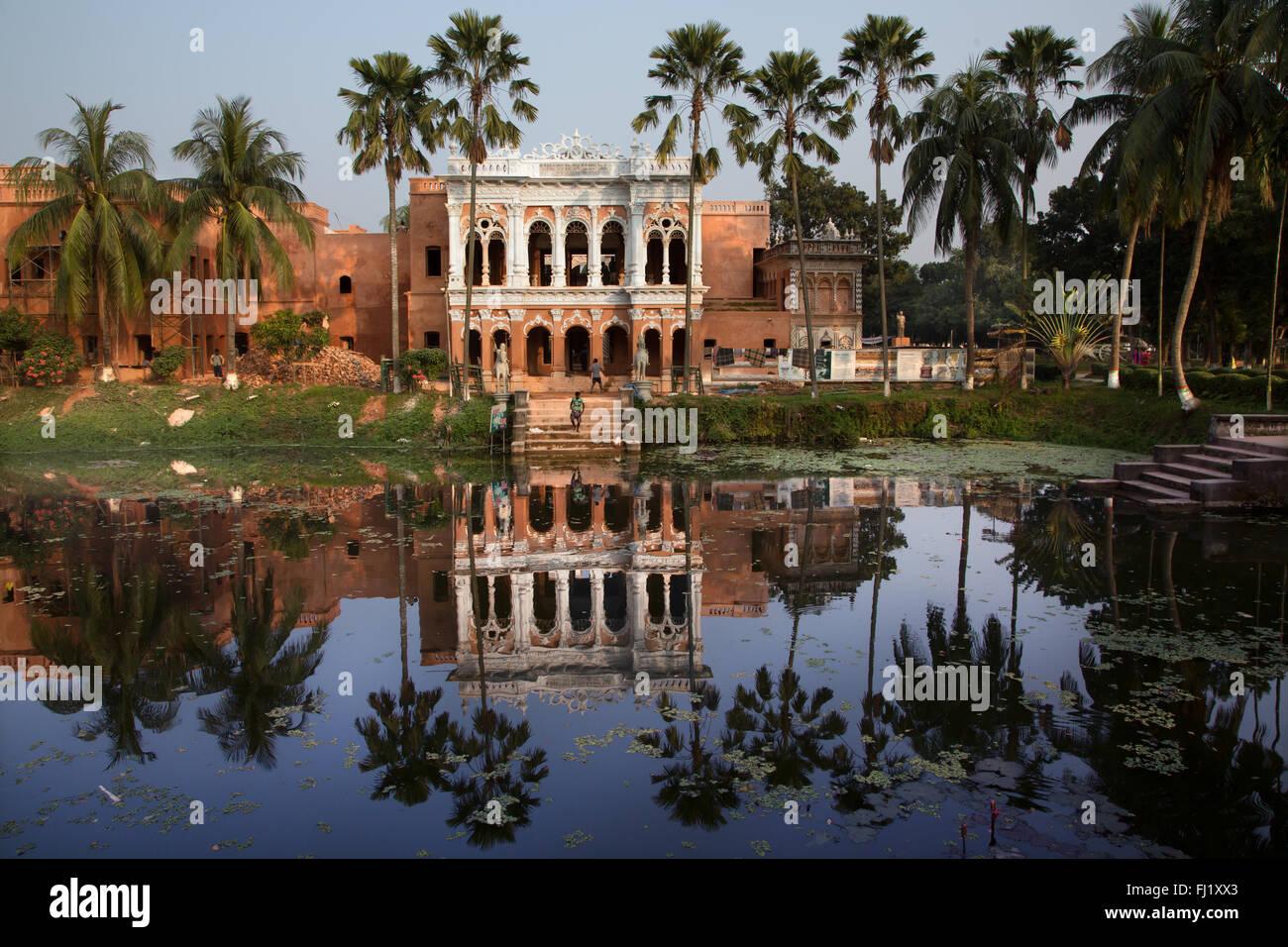 Sadarbari mansion in Sonargaon , Bangladesh - Stock Image