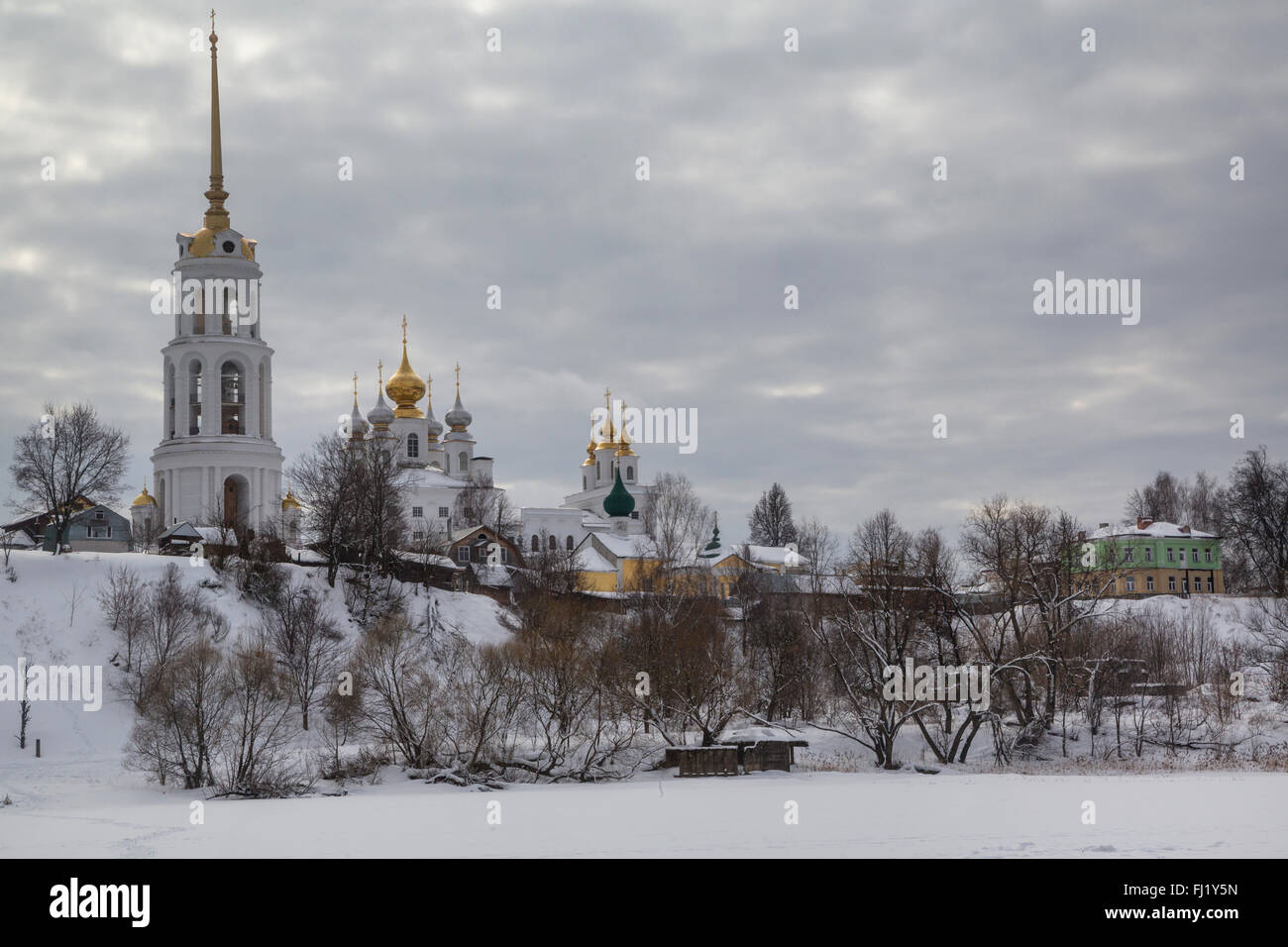 The Assumption Church (Ivanovo) is a lost historical monument