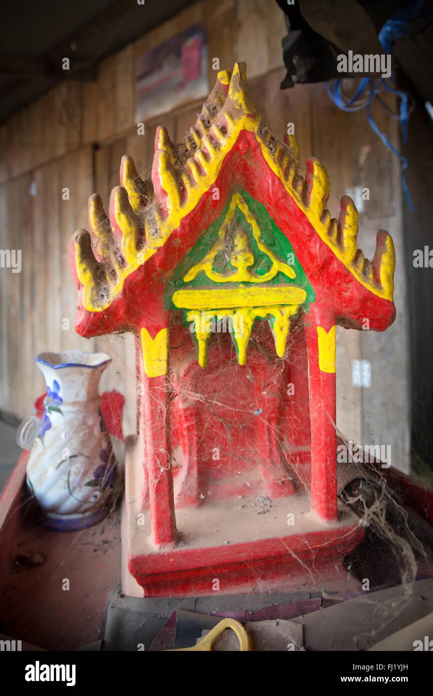 Buddhism Belief In Spirits Stock Photos & Buddhism Belief In Spirits
