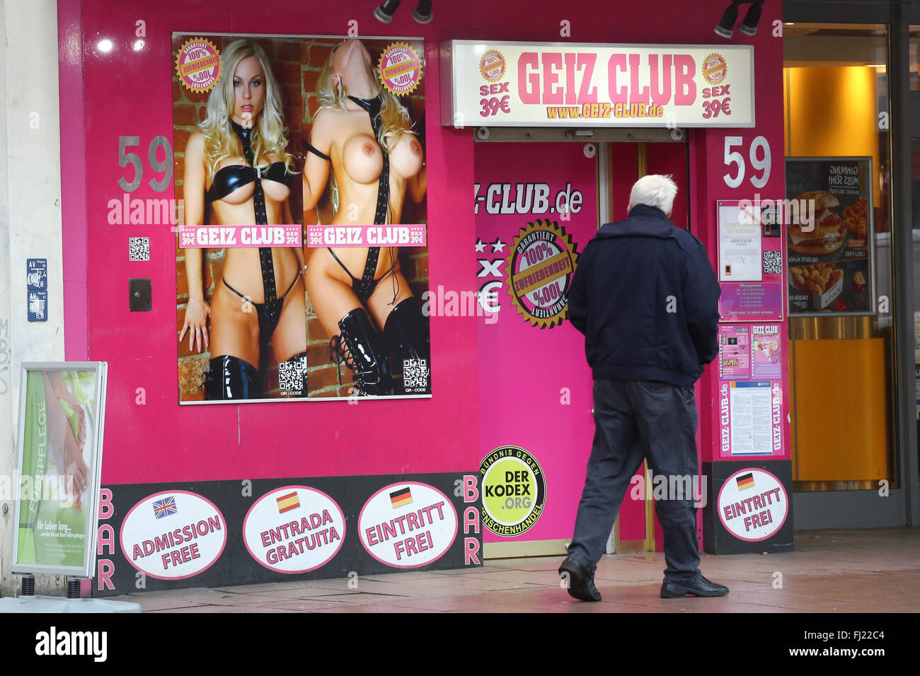 Sex hamburg