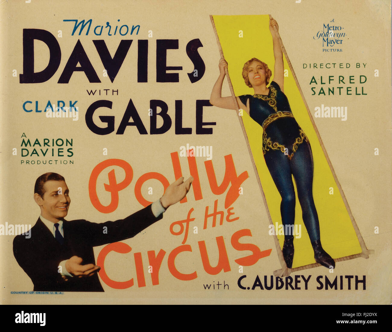 Congressional Circus >> Movie 1932 Stock Photos & Movie 1932 Stock Images - Alamy