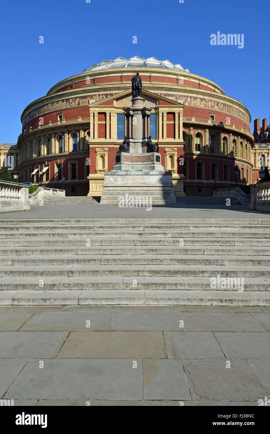 Royal Albert Hall, Kensington Gore, Kensington and Chelsea, London, United Kingdom - Stock Image