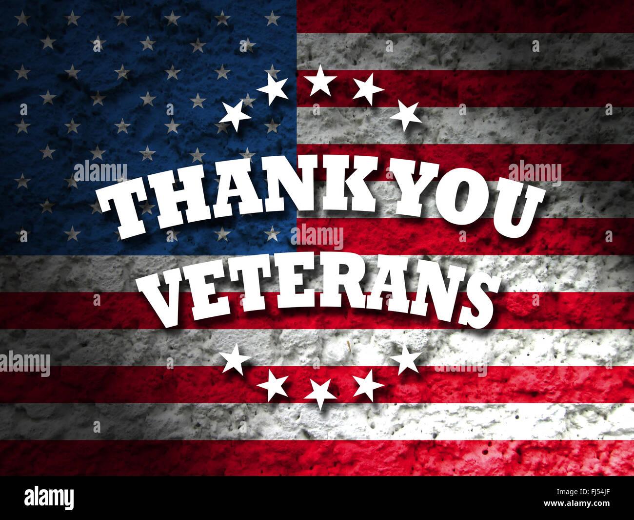 Veterans Day Greeting Card American Stock Photos Veterans Day