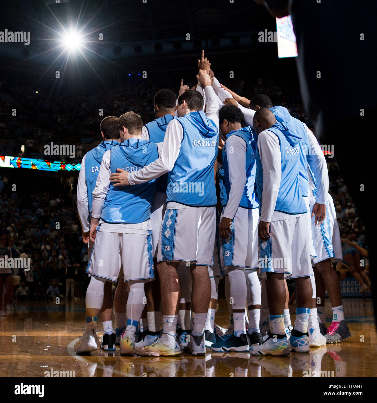 Unc Chapel Hill Basketball Team