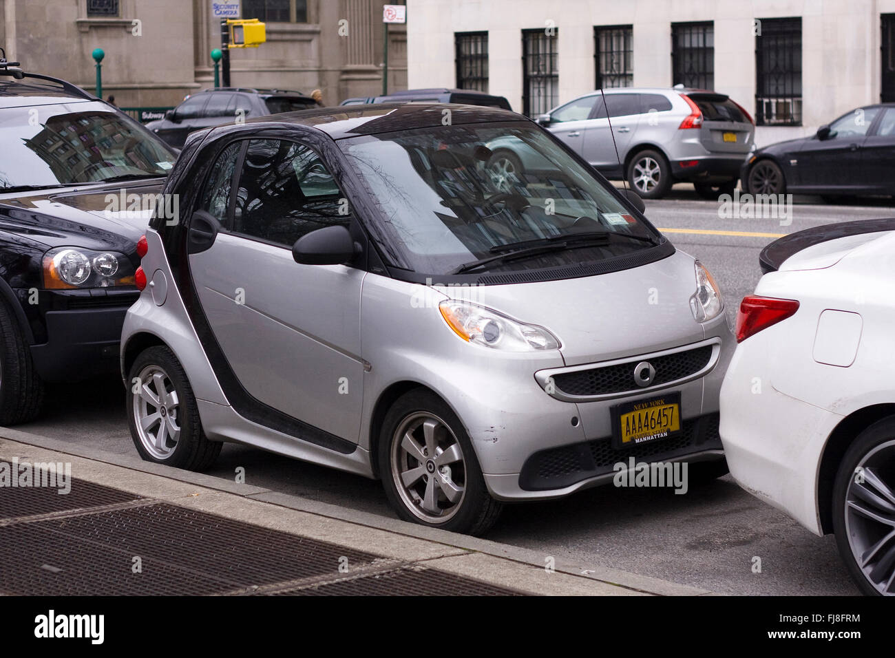 2014 Smart Fortwo Electric Drive 2 Passenger Mini Car