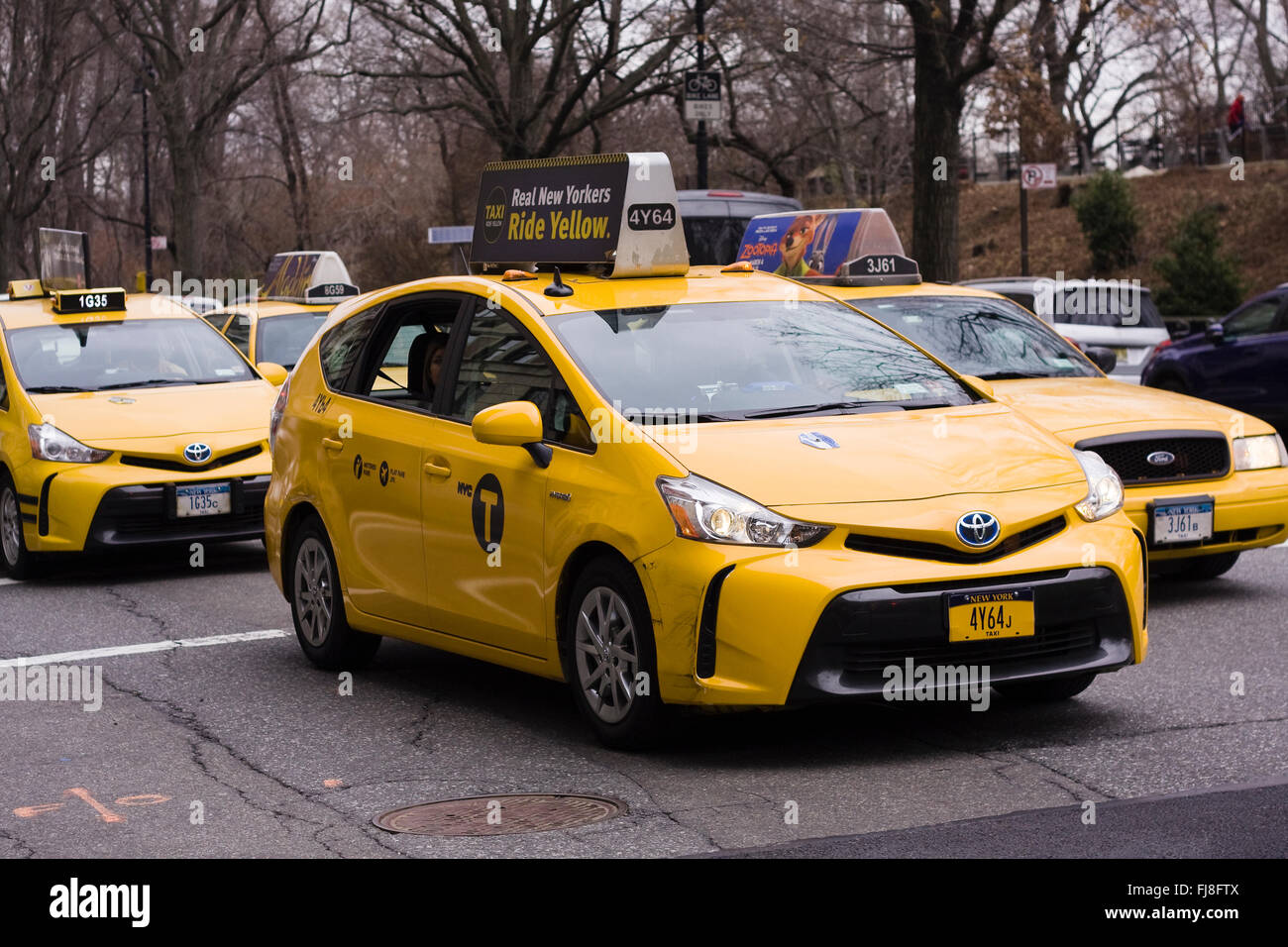 Prius Taxi Stock Photos Amp Prius Taxi Stock Images Alamy