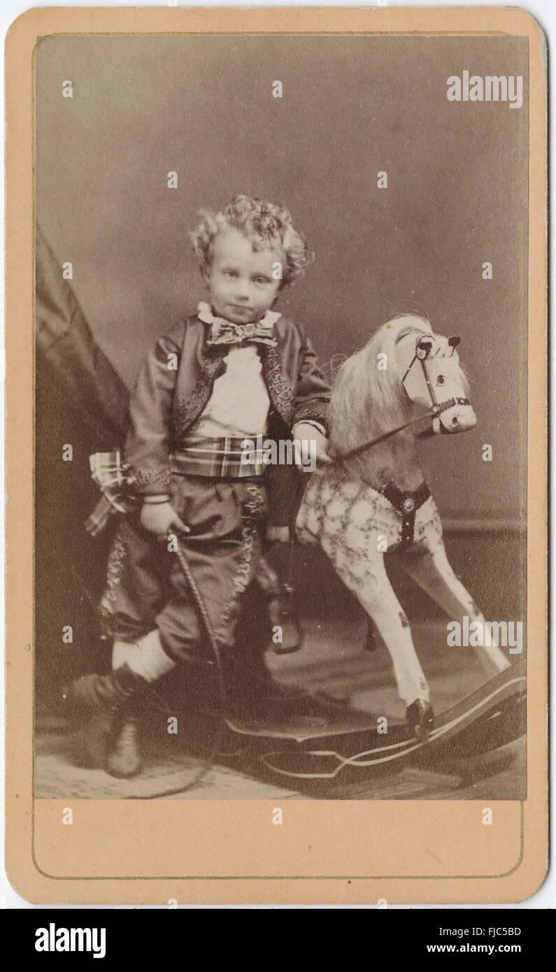 Carl Mautz Collection Of Cartes De Visite Photographs