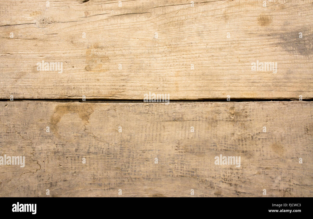 horizontal wood background. Old Wood Background With Horizontal Tiles, Texture