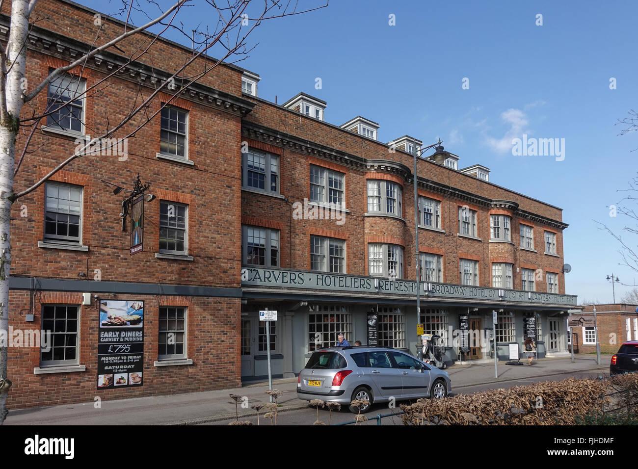 Car Parking Welwyn Garden City