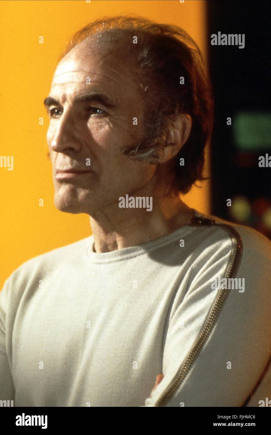 BARRY MORSE SPACE 1999 ; SPACE: 1999 (1975) - Stock Image