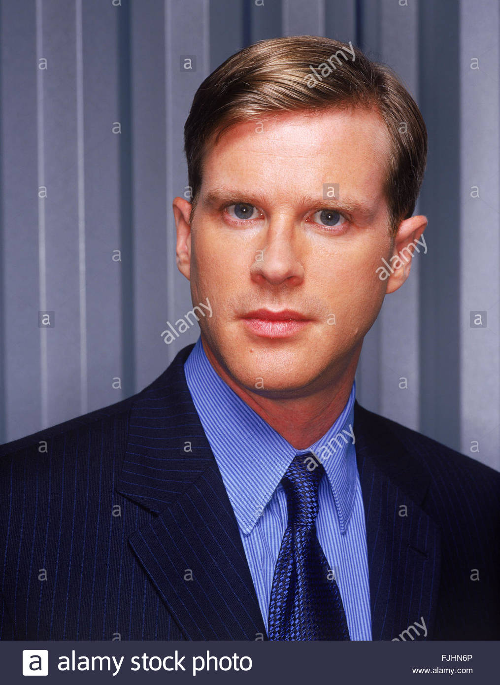 CARY ELWES THE X FILES (1993) - Stock Image