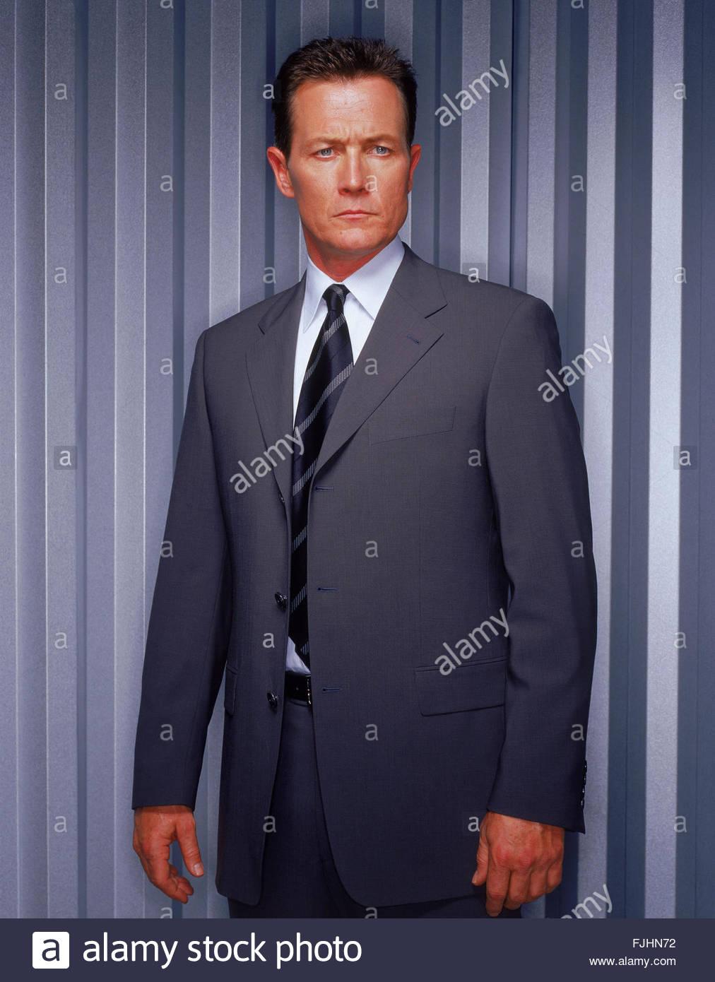 ROBERT PATRICK THE X FILES (1993) - Stock Image