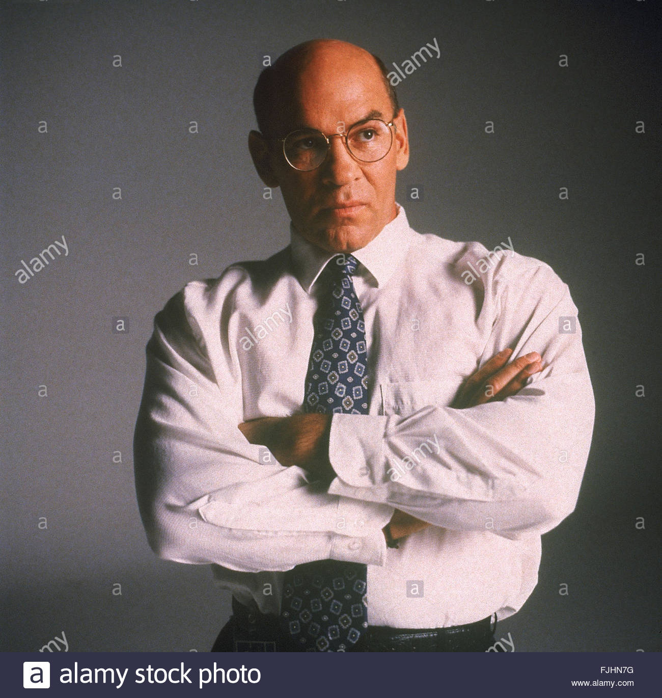 MITCH PILEGGI THE X FILES (1993) - Stock Image