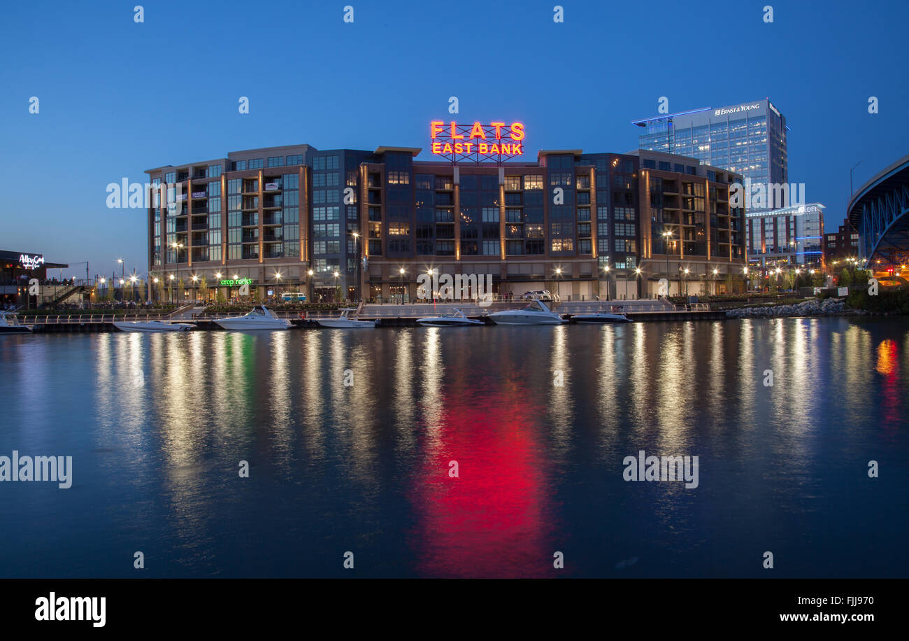 Cleveland Flats High Resolution Stock Photography And Images Alamy