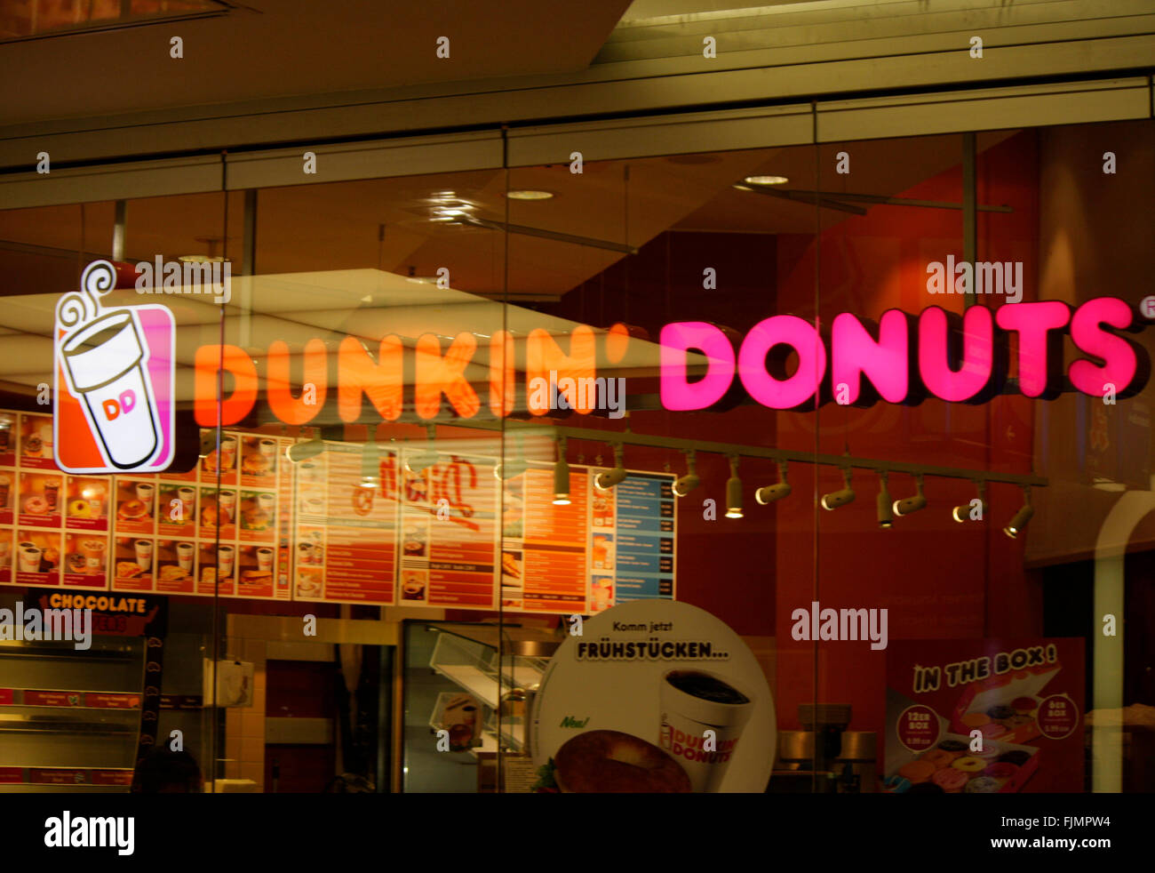 dunkin donuts stock photos dunkin donuts stock images. Black Bedroom Furniture Sets. Home Design Ideas