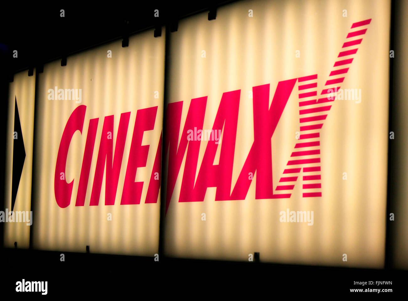 Cinemaxx stock photos cinemaxx stock images alamy markenname cinemaxx berlin stopboris Choice Image
