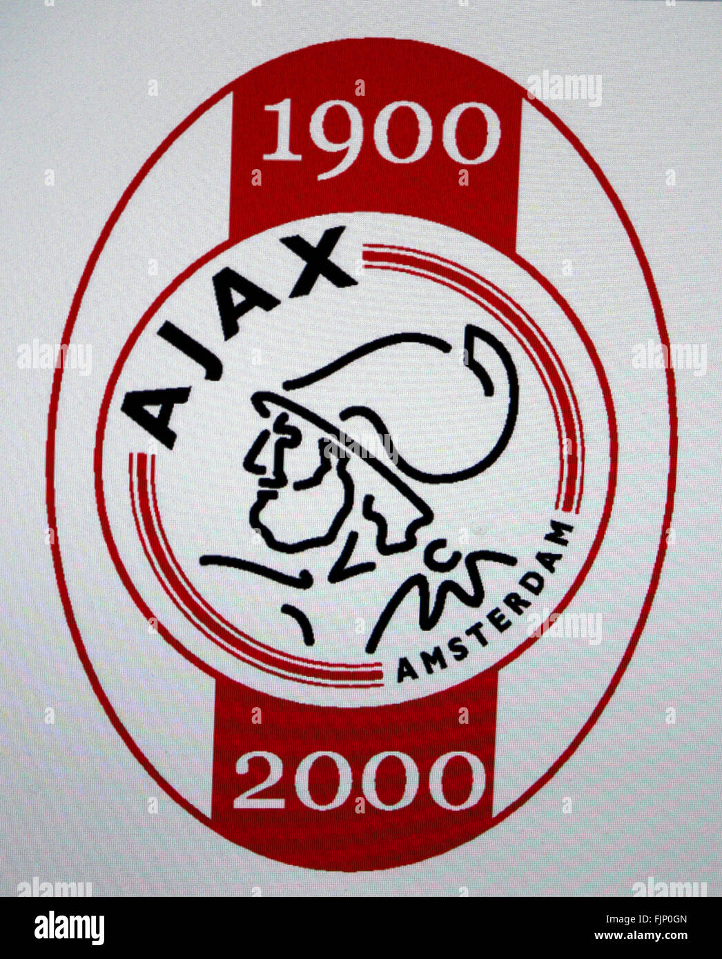 ajax logo wallpaper ajax voetbal