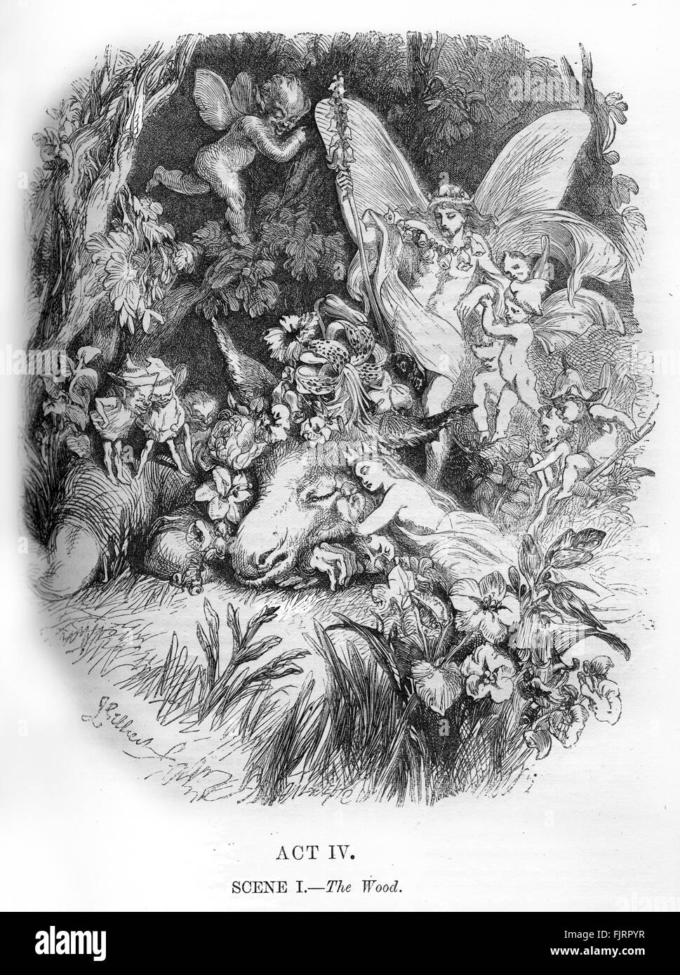 a review of william shakespeares midsummer nights dream English playwright william shakespeare wrote a midsummer night's dream in 1595-96, during his early comedic period the work considers the malleability of love, the potency of dreams, and the power of the imagination.
