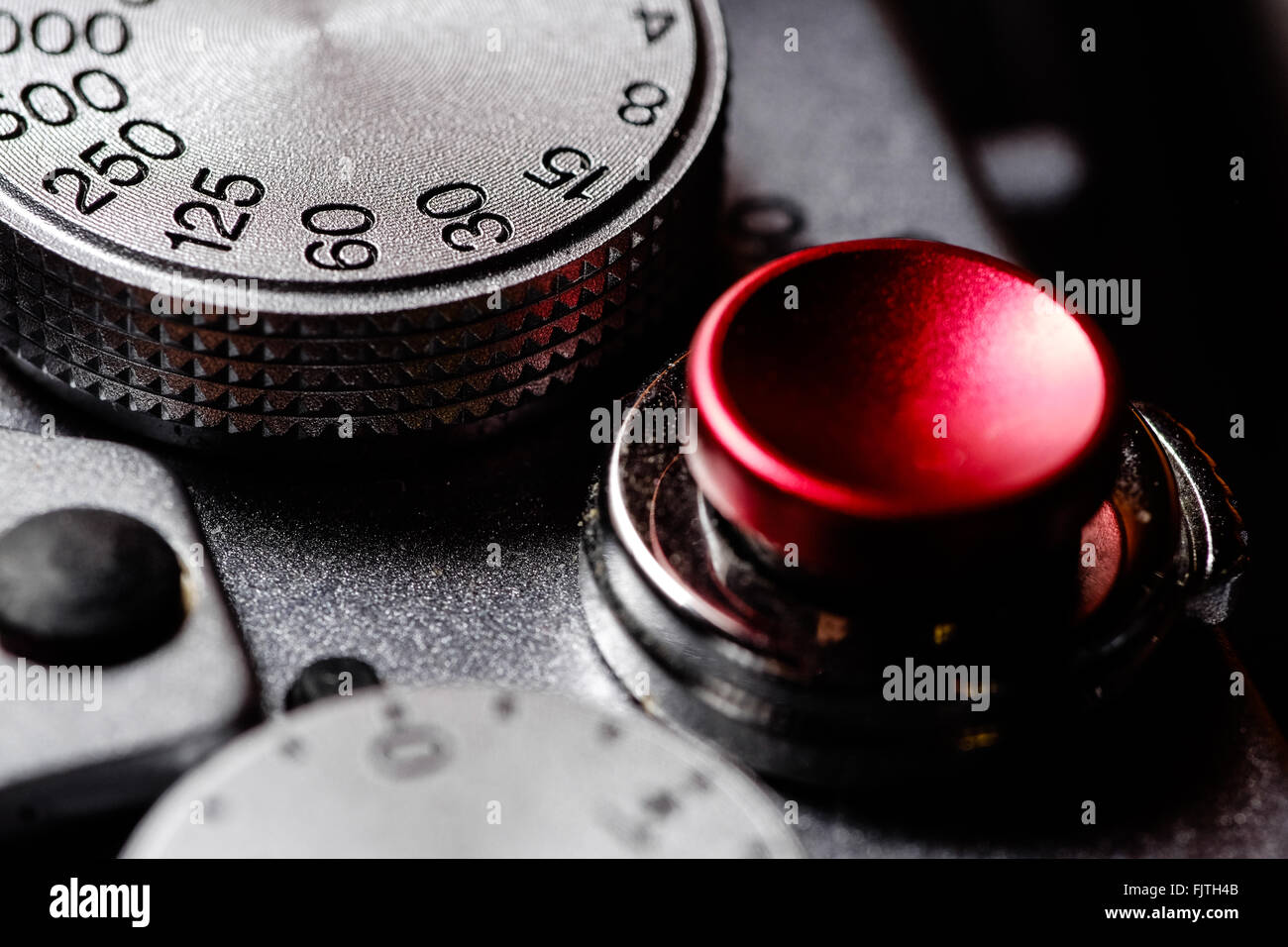 Close-Up Of Camera - Stock Image