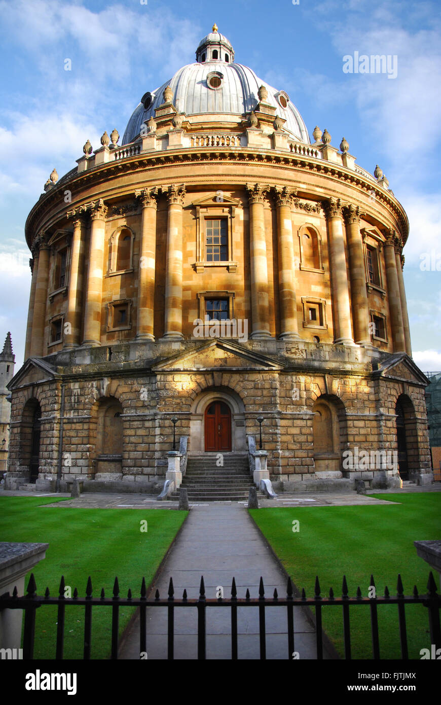 Radcliffe Camera Oxford United Kingdom - Stock Image