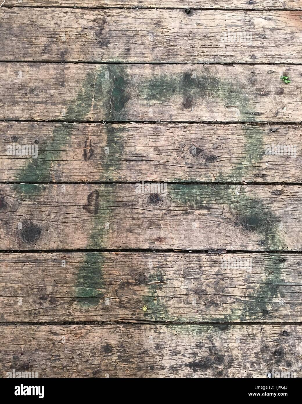 Full Frame Shot Of Old Wooden Wall Stock Photo: 97699451 - Alamy
