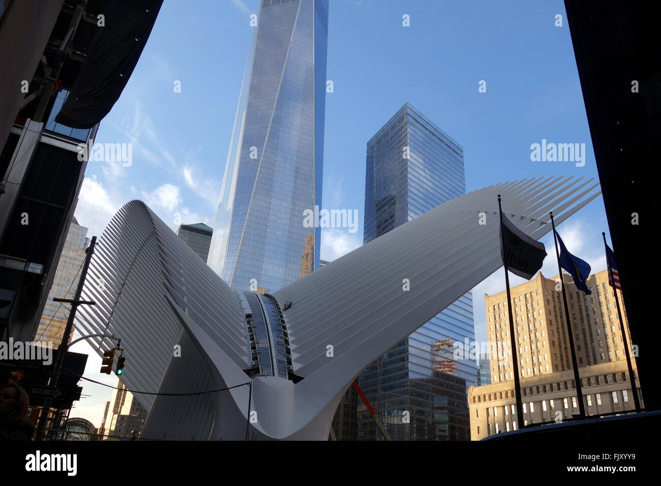 30173024c13 World Trade Center Oculus and Freedom Tower