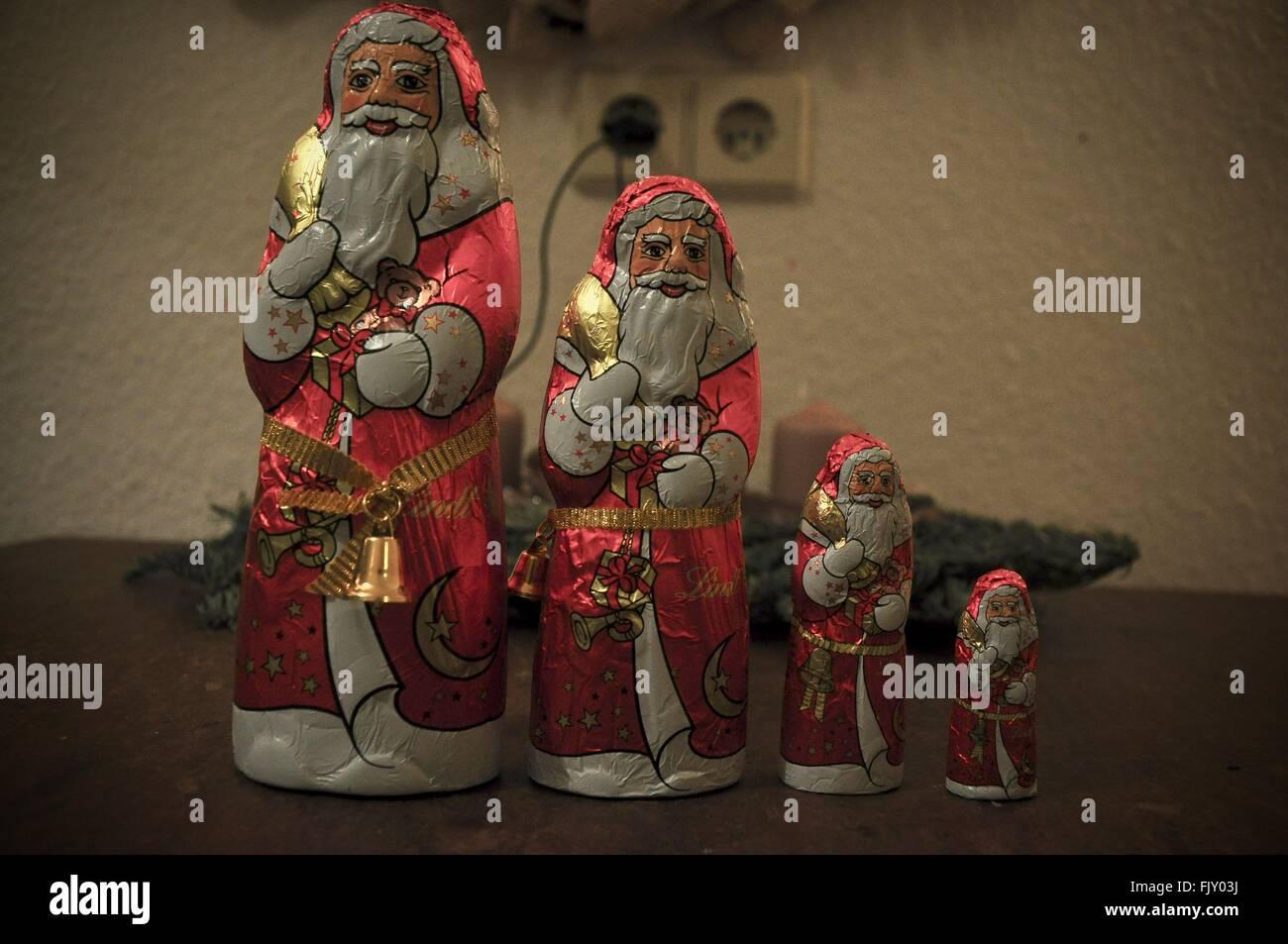 Santa claus figurines stock photos santa claus figurines stock