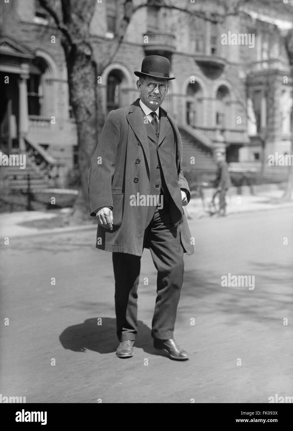 Louis Brandeis, Associate Justice, U.S. Supreme Court, Portrait, circa 1917.jpg - Stock Image