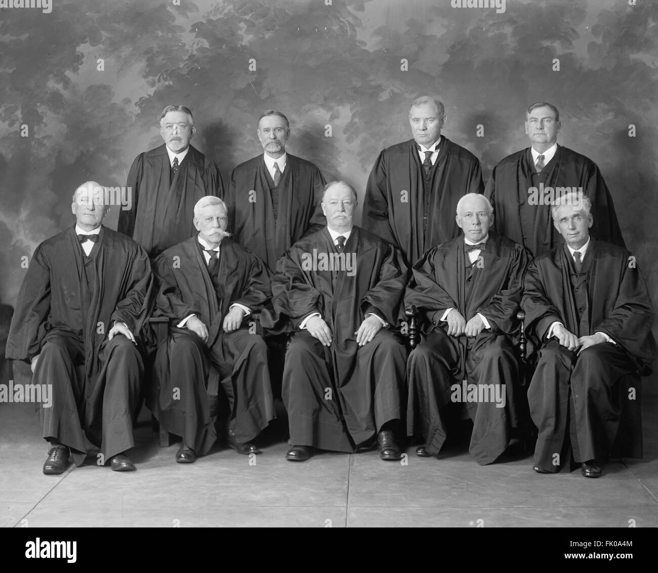 Taft Court,William Howard Taft,United States Supreme Court,Washington,DC