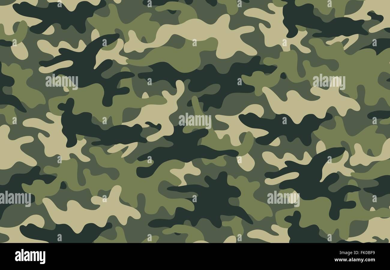 Camouflage - Stock Image