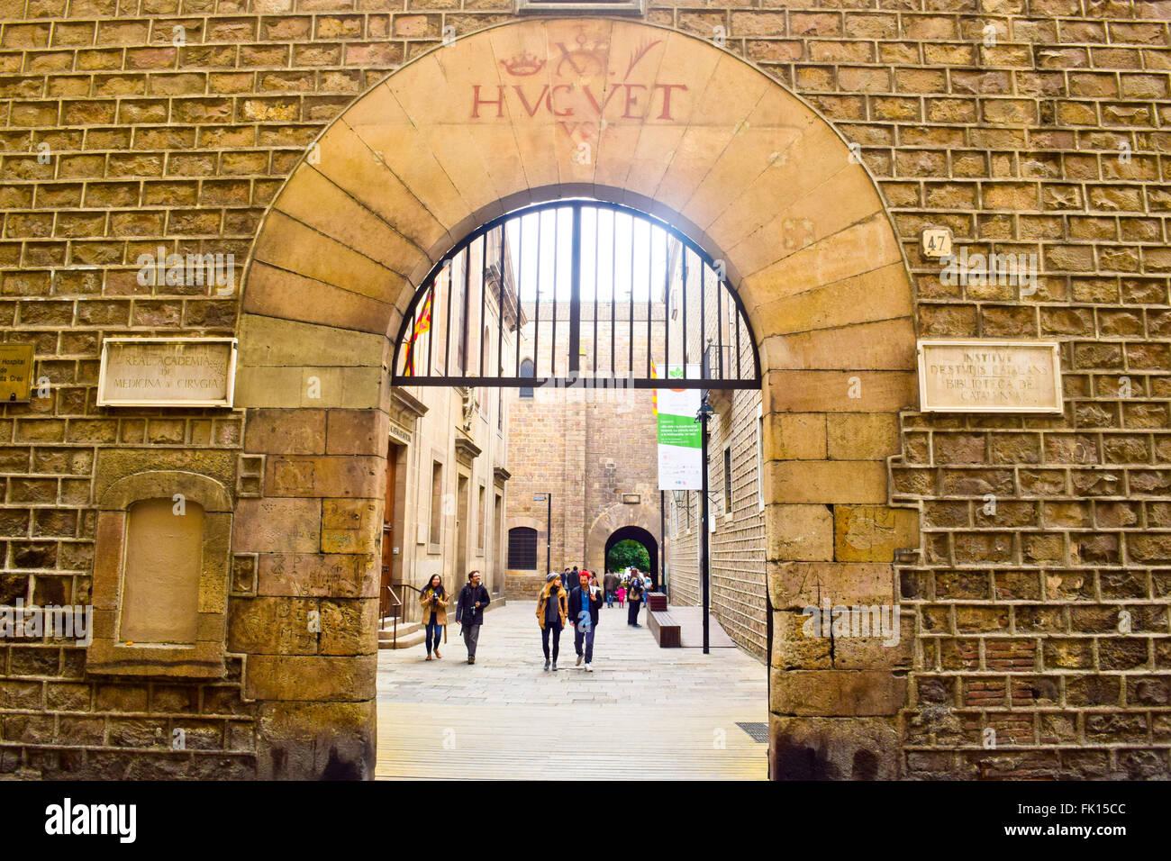 Catalans stock photos catalans stock images alamy - Institut frances de barcelona ...
