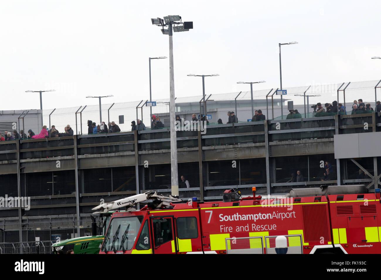 Southampton airport stock photos southampton airport - Southampton airport to southampton port ...