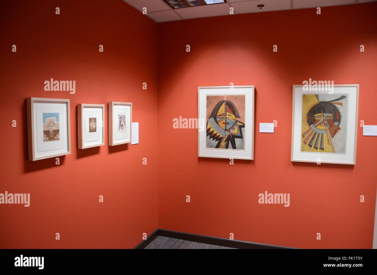 Phoenix Art Museum Stock Photos & Phoenix Art Museum Stock