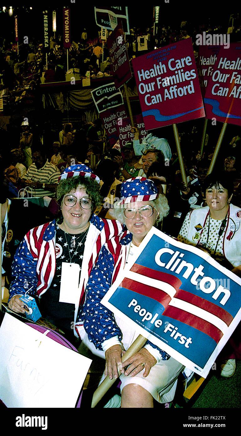 State Delegates 1992 Democrati...