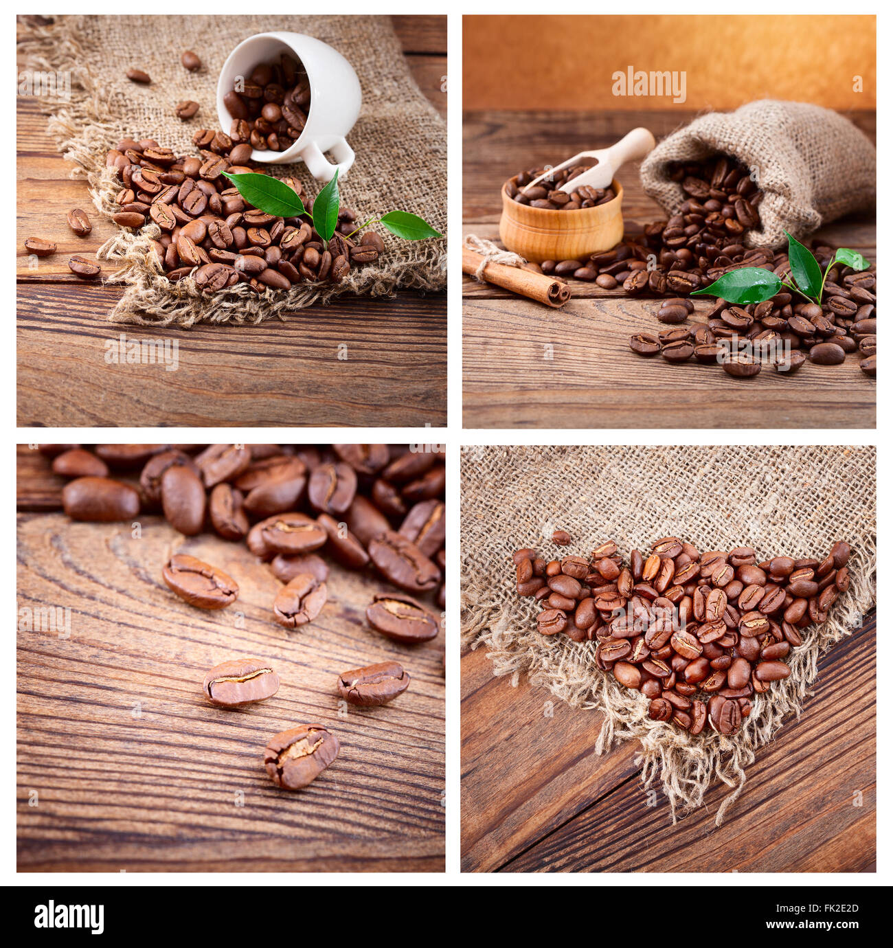 set of modern posters with coffee backgrounds trendy hipster stock